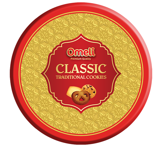 Classic Cookies Đỏ